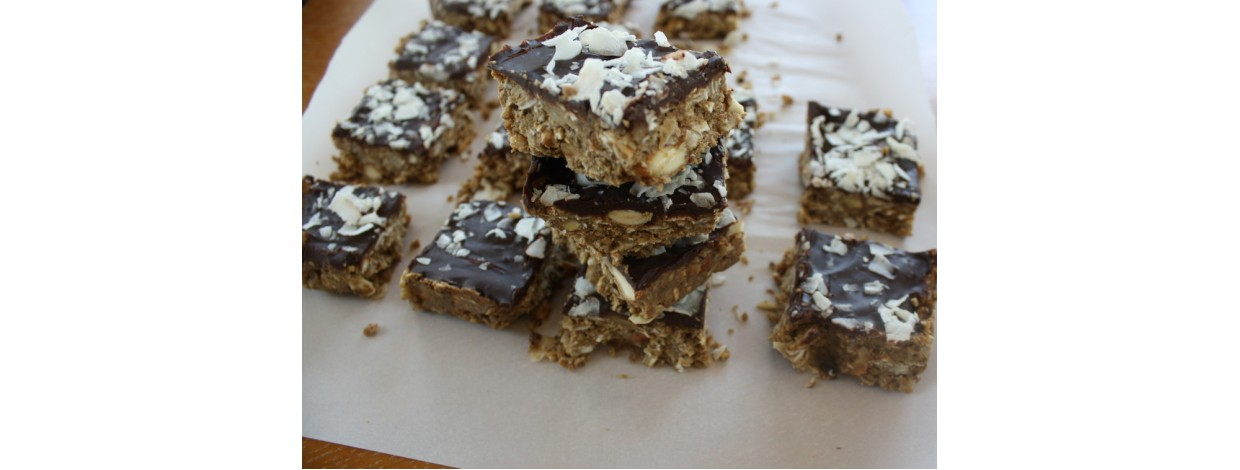 Almond Protein Bars