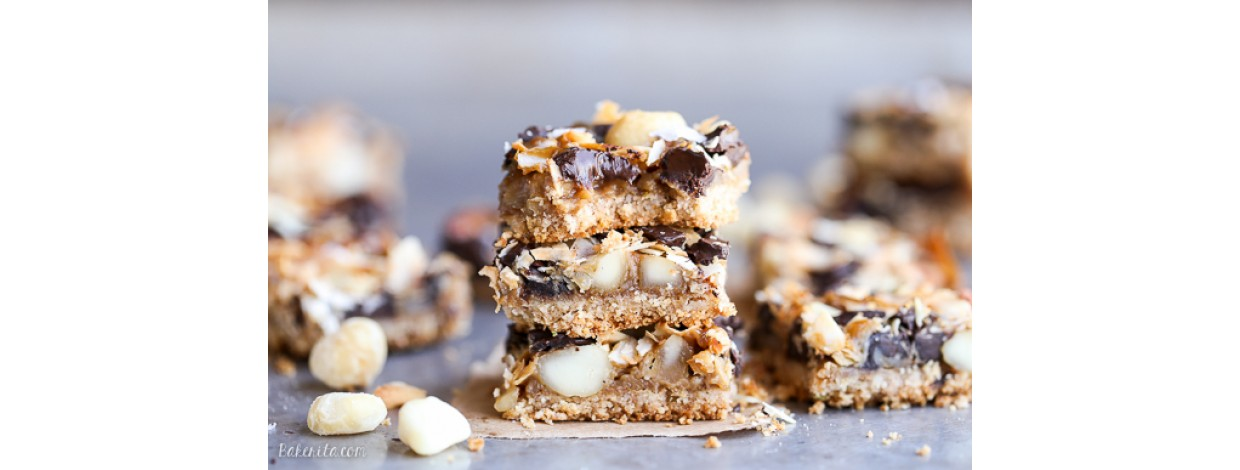 Super Food Energy Bars with Cacao