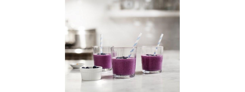 Blueberry Rooibos Smoothie