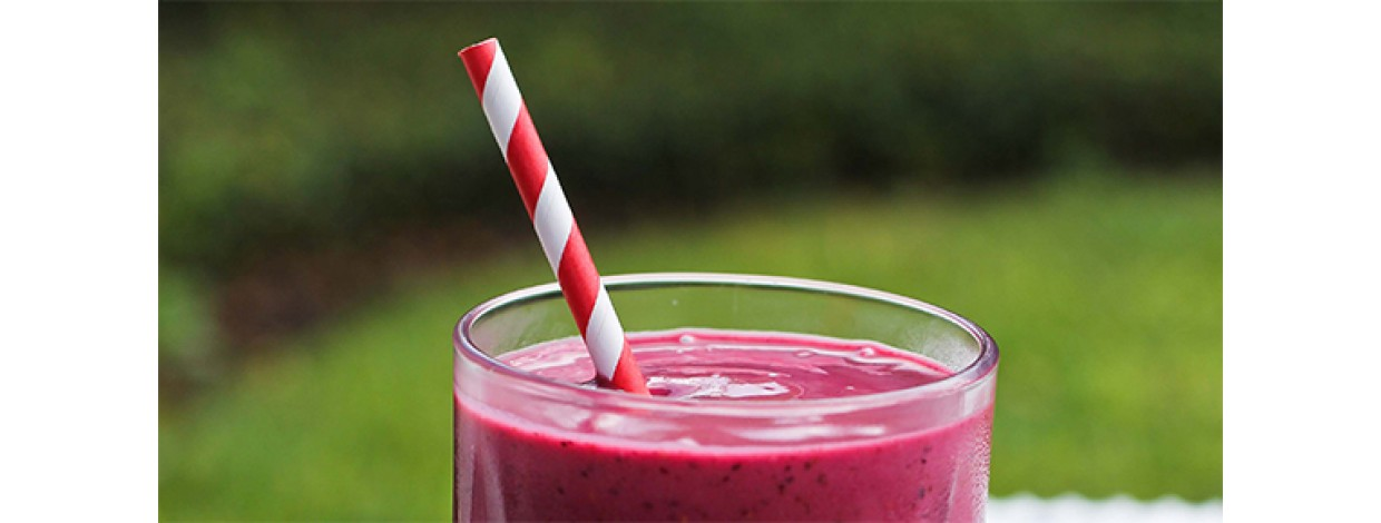 Never Beet'in Smoothie